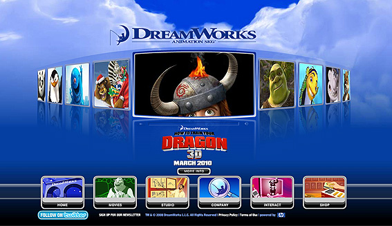 Dreamworks Animation Studios