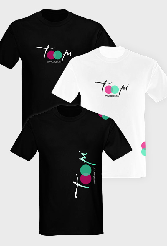 Toopi.in - TShirt Promo